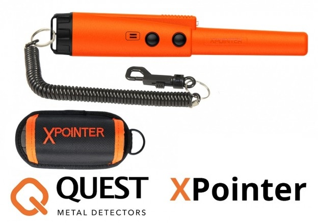 Quest pinpointer